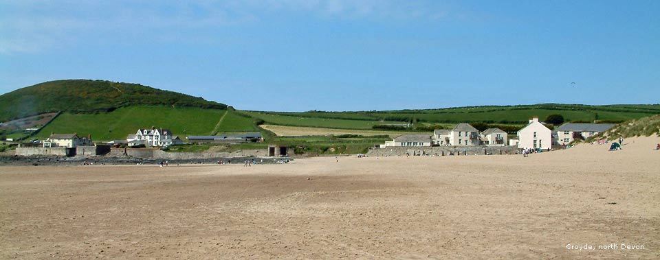dog friendly holiday croyde north Devon