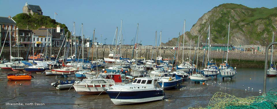 dog friendly self-catering holidays near Ilfracombe north Devon