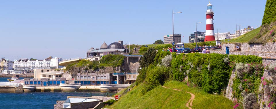 dog friendly self-catering plymouth hoe
